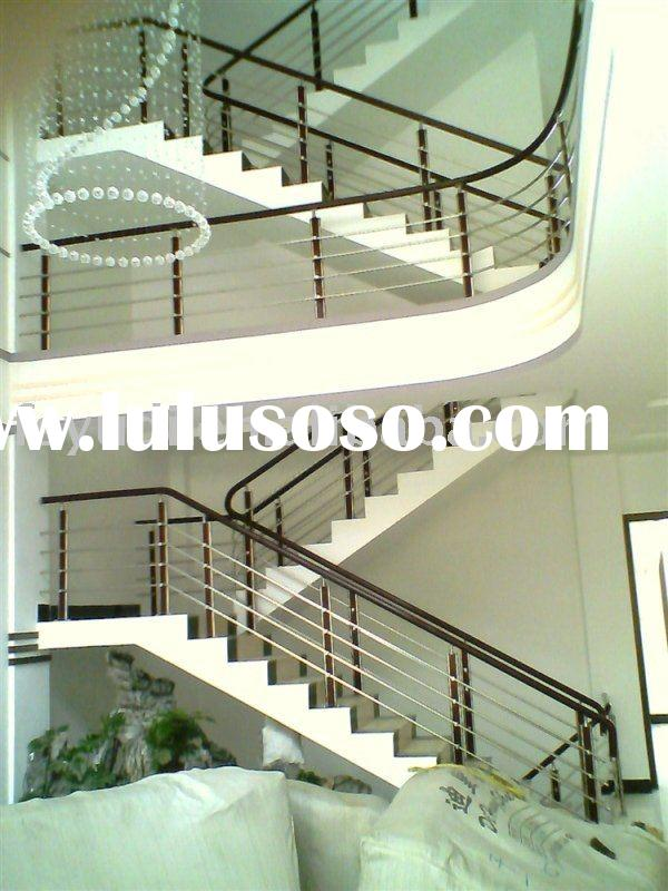 Stainless steel railings for stair/balcony/fence