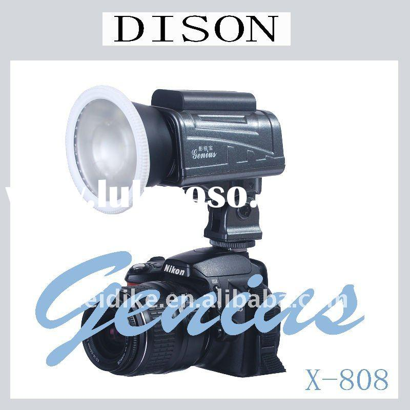 Studio Treasure, Dison Genius, Camera Flash Light,Camera Strobe Light,Led Video Light, Photographic