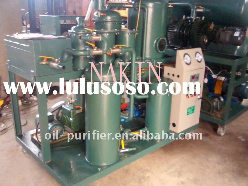 TPF multistage vegetable oil cleaning machine