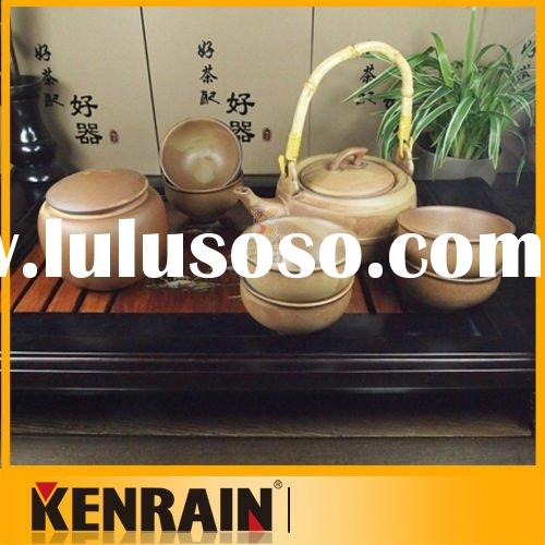 Tea sets of fine porcelain tableware tea sets