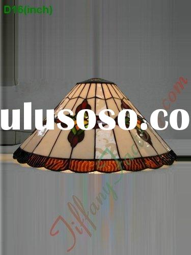 Tiffany Stained Glass Lamp Shade-LS16T000666
