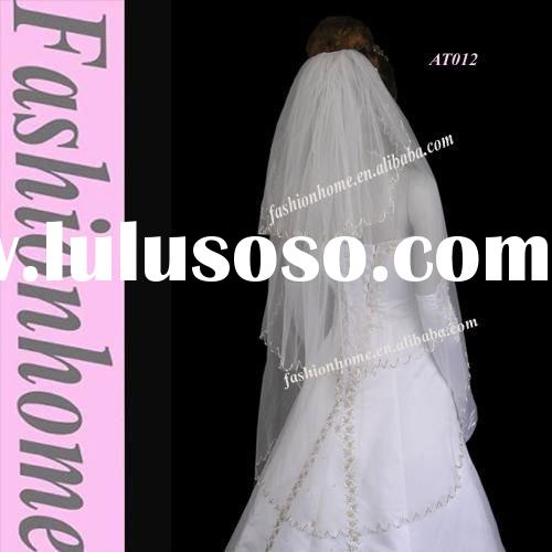 Top quality 2011 Wedding Veil, Wedding Dress veil, Bridal Veils AT012