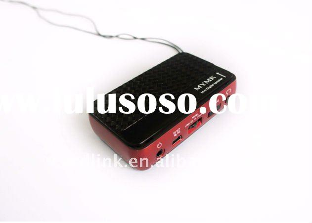 USB Mini Speaker with TF,SD Card and with FM