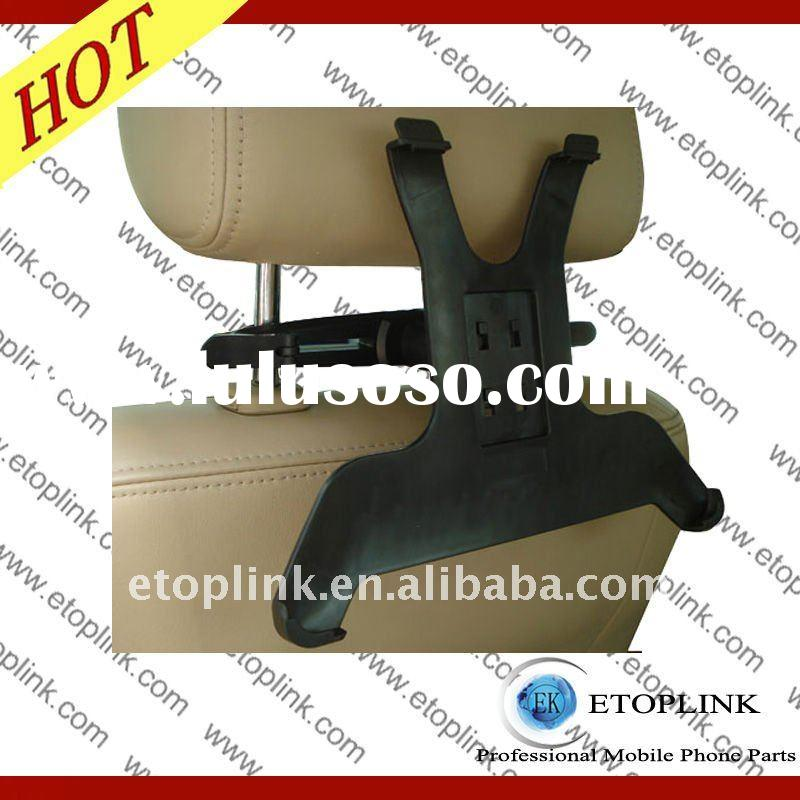 Universal car headrest mount for iPad and other tablet PC