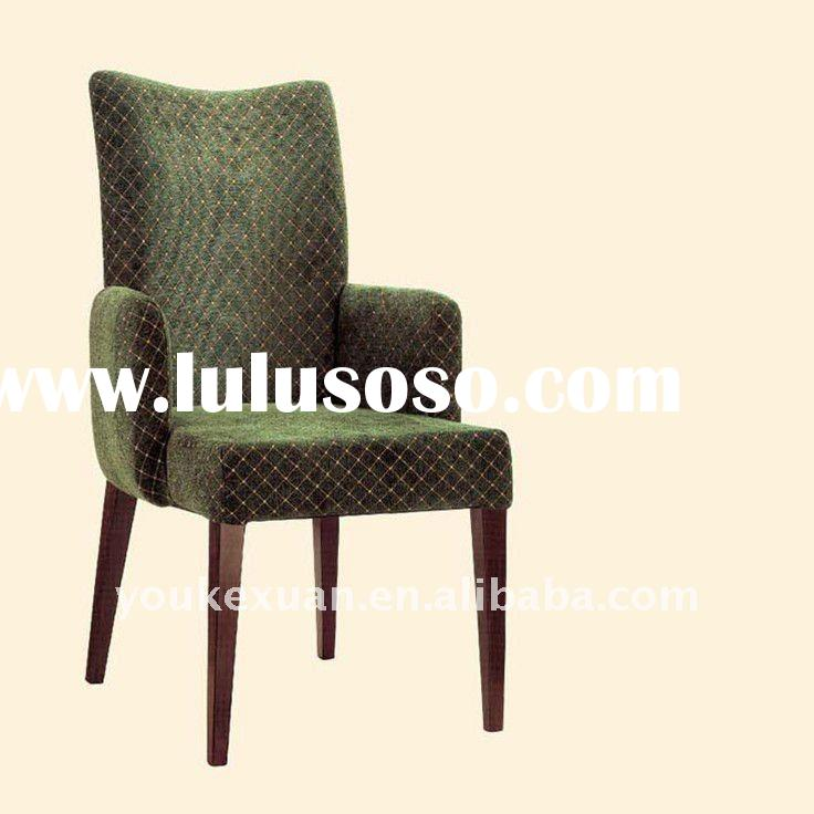 Upholstered Dining Chairs With Arms HC8020