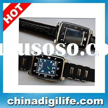 Watch mobile phone W668+ with FM,with bluetooth,with MP3,MP4,suitable for gift watch mobile,watch ph