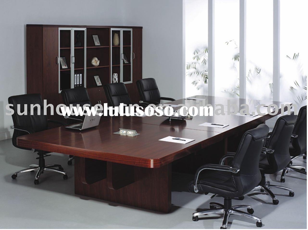 Wood office furniture manufacturers singapore