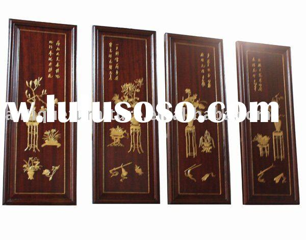 Wood carving,wood art,wood plaque