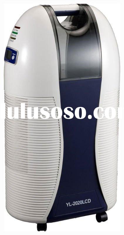 YL-2020LCD Portable Dehumidifier with LCD Panel