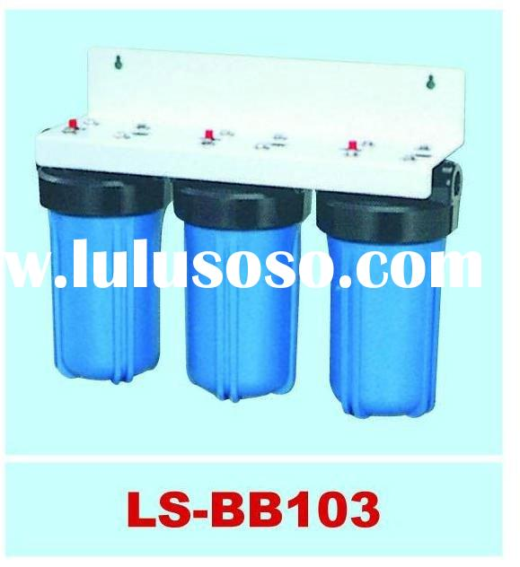 (LS-BB103) Whole house water filter assembly system