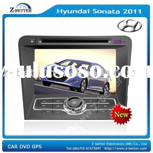 (NEW Model) 7 800* 480 Car DVD player for Hyundai SONATA 2011 with GPS,Bluetooth,Radio,DVB-T
