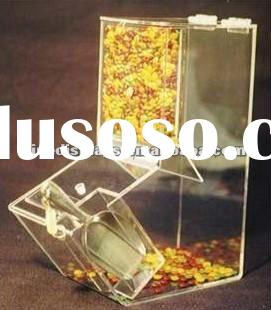 acrylic gravity feed dispenser (FD-A-252)