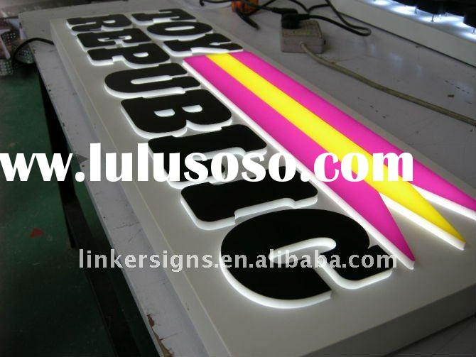advertising led taxi roof signs