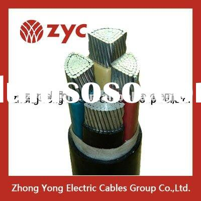 aluminum core xlpe insulated pvc sheath copper cable prices