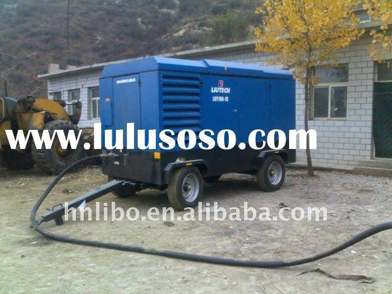 atlas copco LUY184-12- 650cfm @12bar atlas copco used air compressor diesel engine