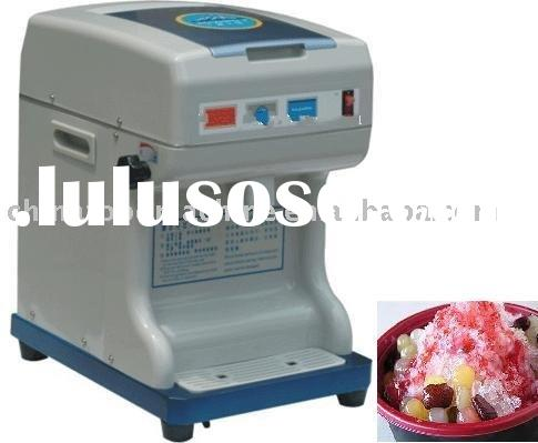automatic ice shaving machine/ice planer/ice crusher