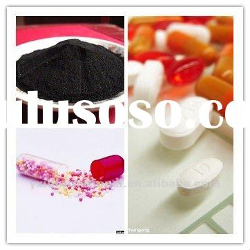 bamboo physical activated carbon powder for tablets