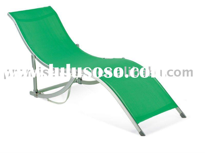 beach recline lounge,deck chair,,recycled outdoor furniture,folding reclining beach lounge,pool loun