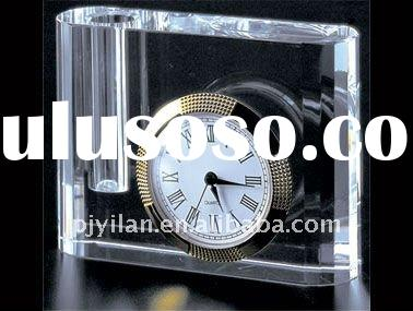 beauty crystal clock inserts