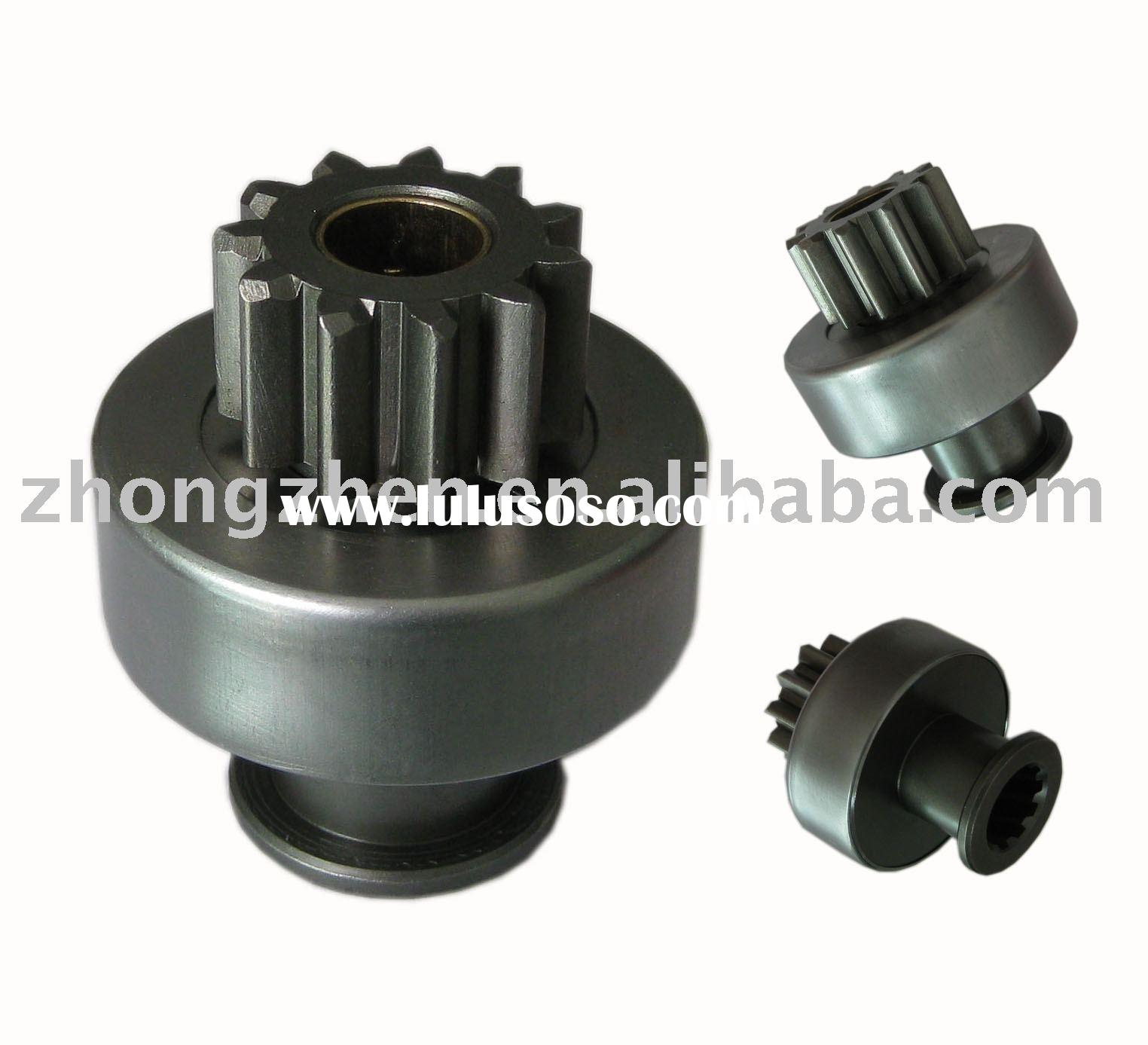 bendix gear/auto starter drive/pinion gear/bendix parts