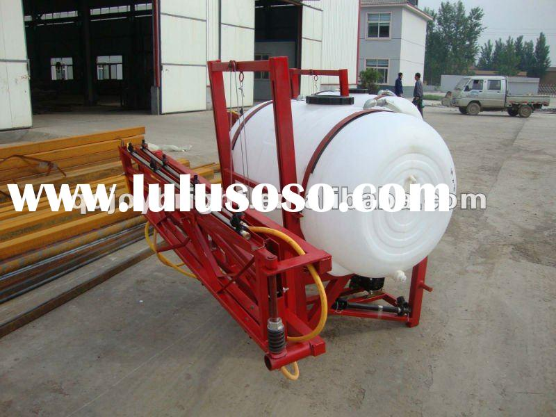 boom sprayer for tractor,spray-head from Germany,tank capaicty from 200-1000L