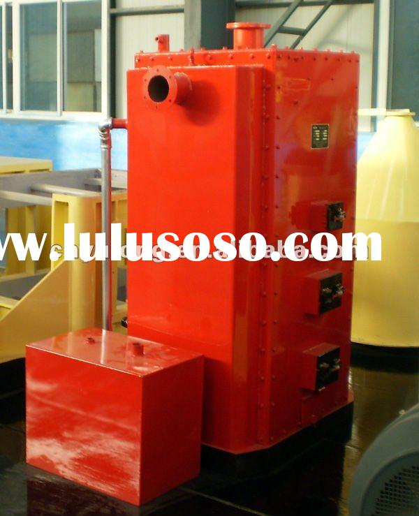 building biomass warming stove (pellet stove)