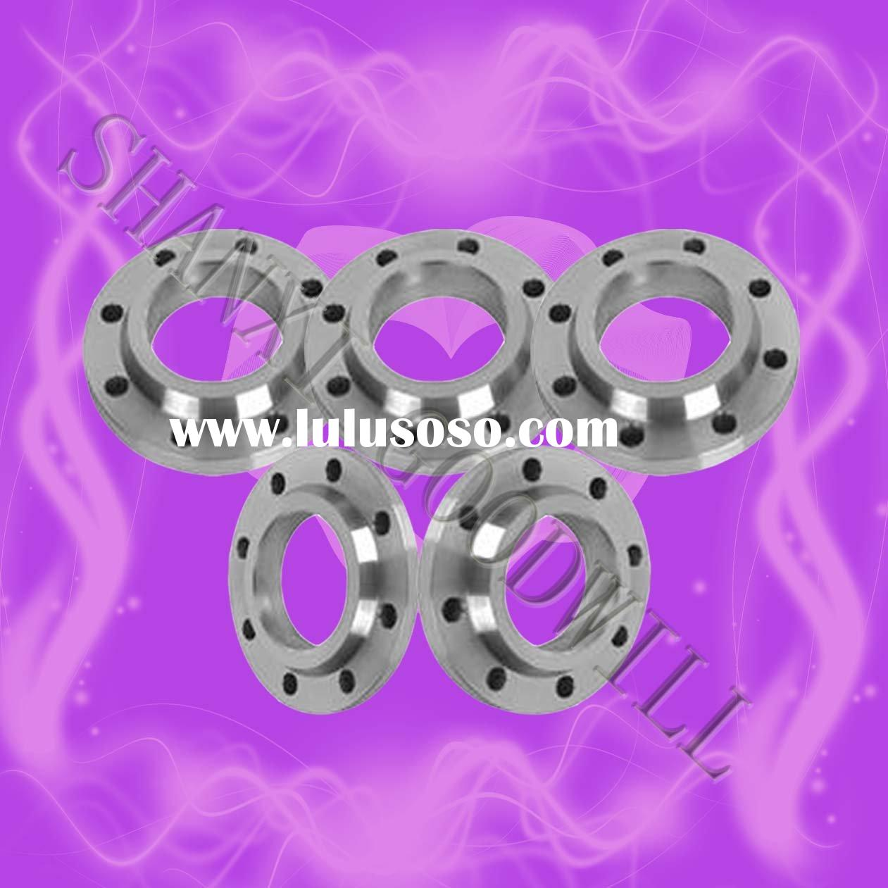 carbon steel forged flanges (flat/blind/slip-on/welding neck)