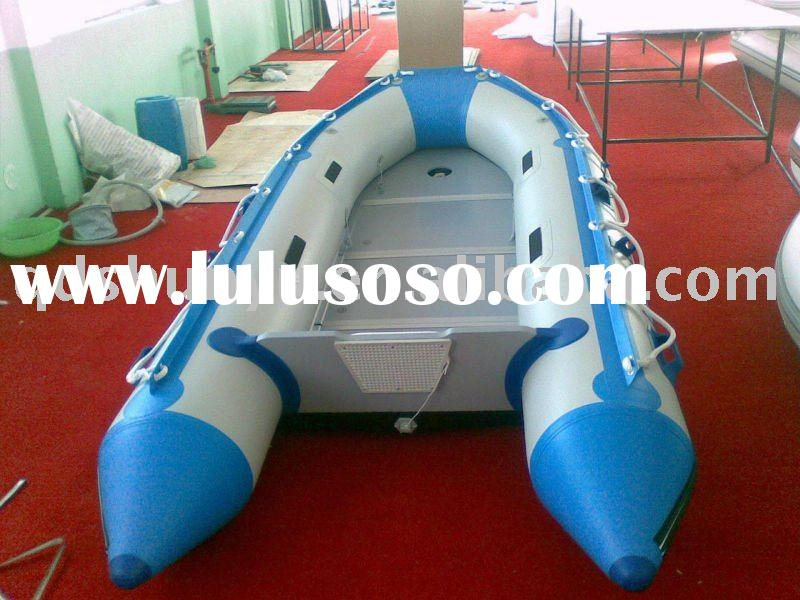 ce optional floor Korea material different size boat pvc made in china by hand