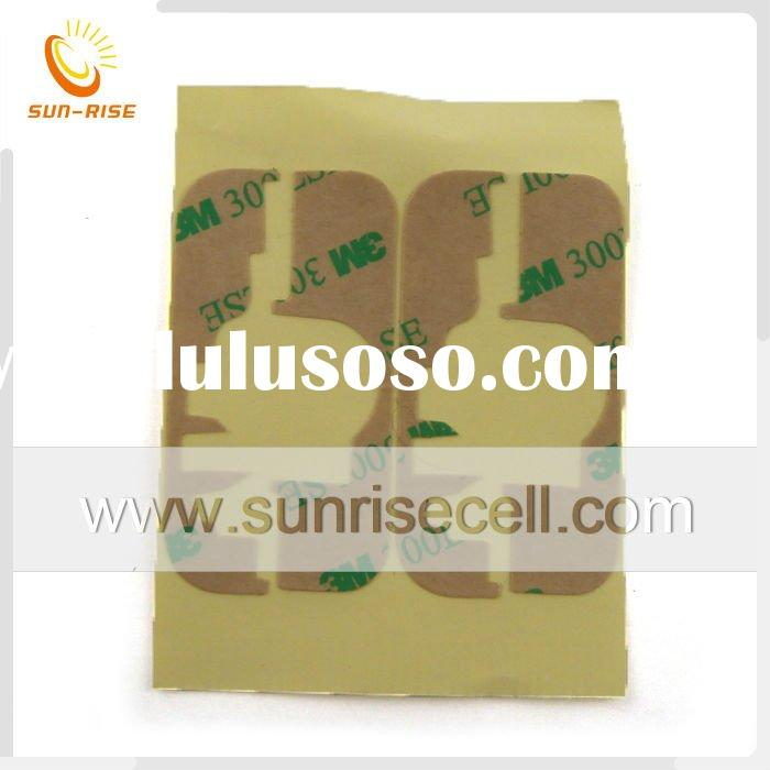 cell phone adhesive for iphone 3G adhesive sticker