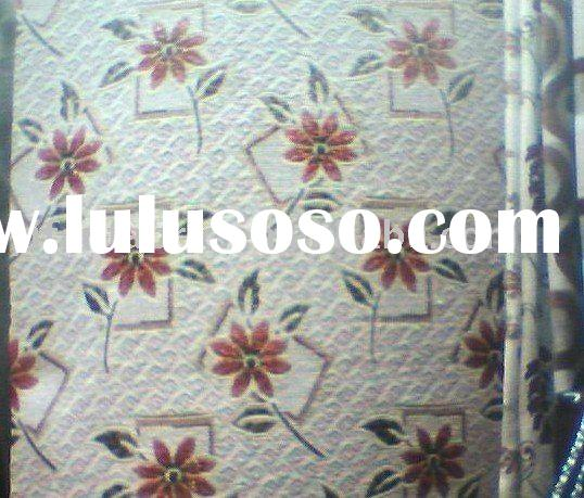 chenille fabric/jacquard fabric/jacquard chenille fabric/modern upholstey fabric