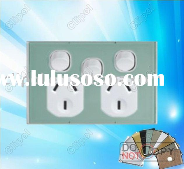 clear cover wall switch,light switch,power point switch,GEO switch