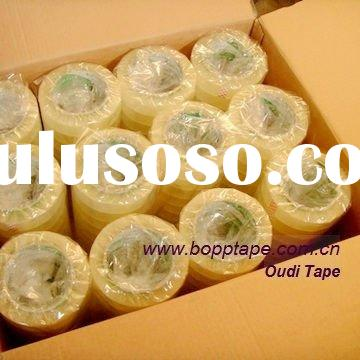 color packing /carton sealing adhesive tape price