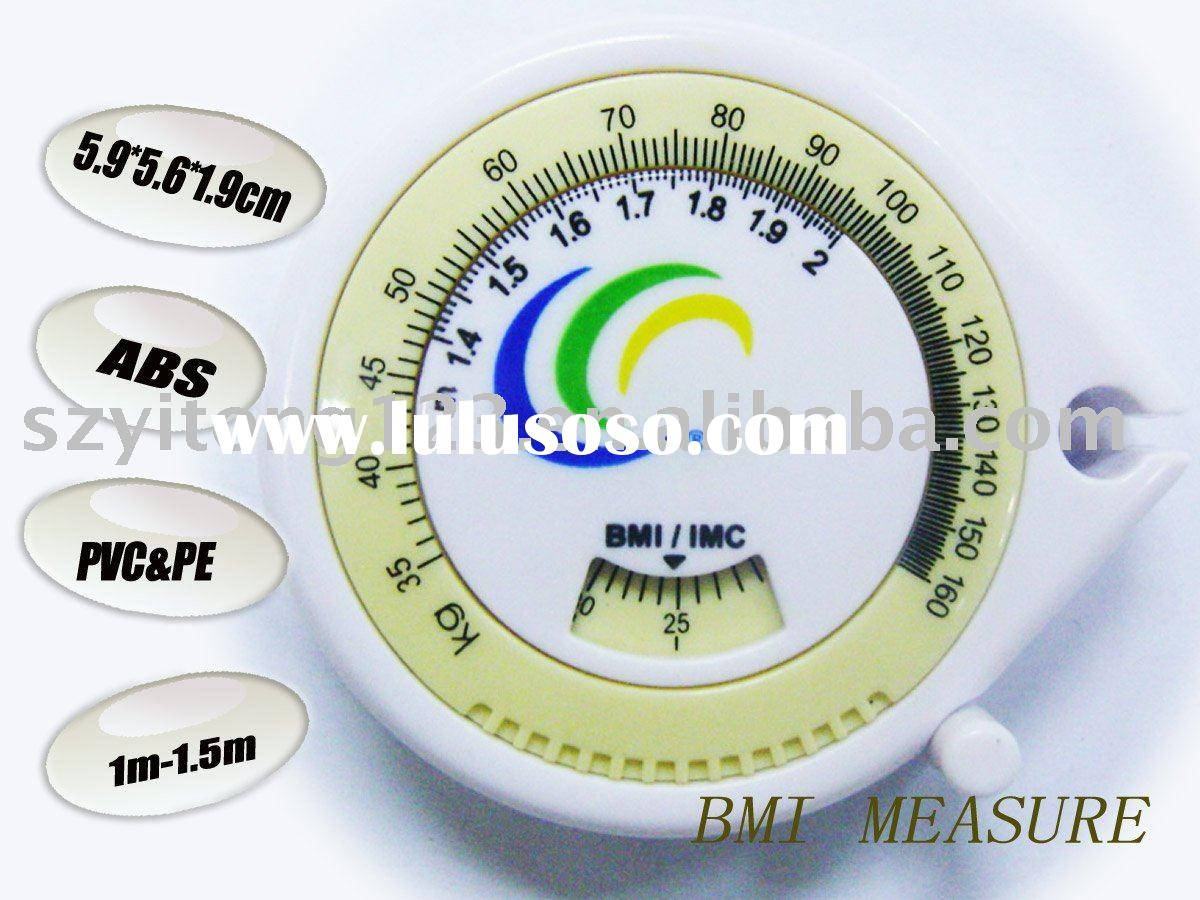 how to use bmi tape measure