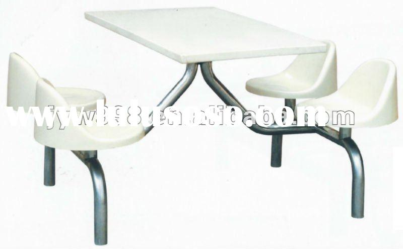 dining table & chairs (used in restaurant,boat and train )