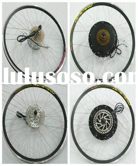 electric bicycle motor ,electric bike conversion kit, Ebike brushless DC hub motor 500W