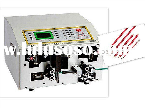 electric cable cutting and peeling machine thiick wire type HS-7040B