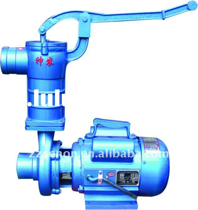 electric water pump for irrigation