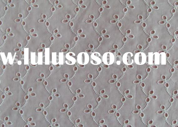 embroidery lace fabric cotton fabric lace