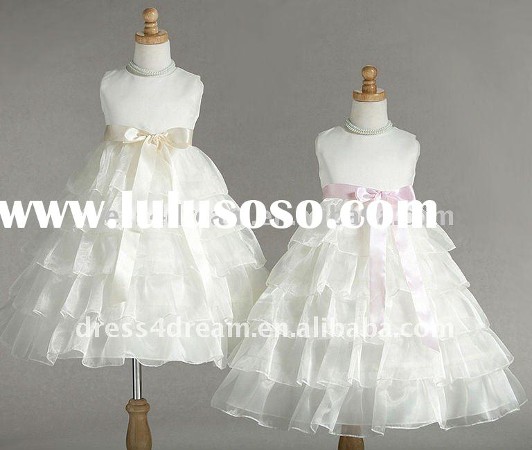 flower girl dresses for weddings children party dresses girls party dresses
