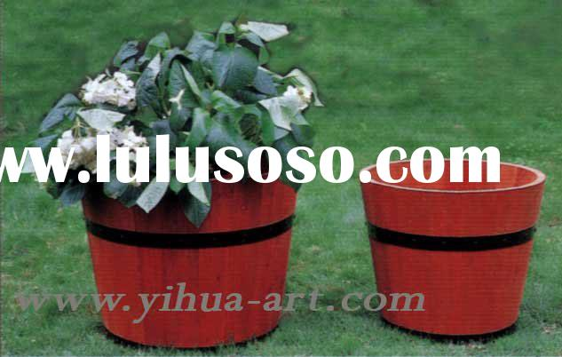 flower planter wooden planter