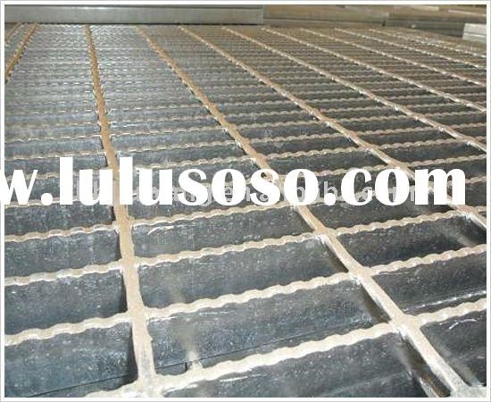 galvanized steel bar grating specification/steel galvanized grating/galvanized steel bridge gratings