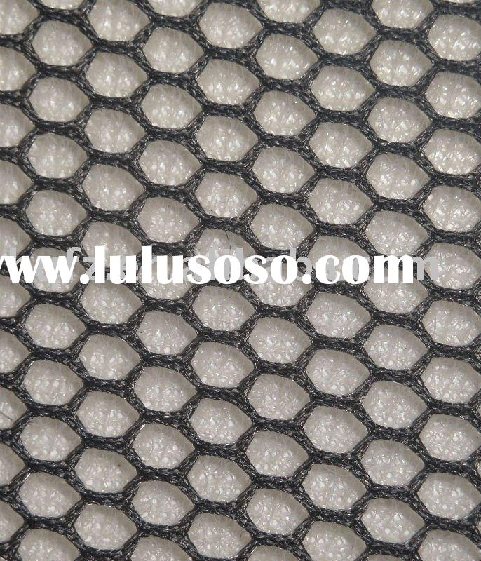 honeycomb mesh fabric polyester mesh fabric transparent for bags luggages curtains cushions shoes ha
