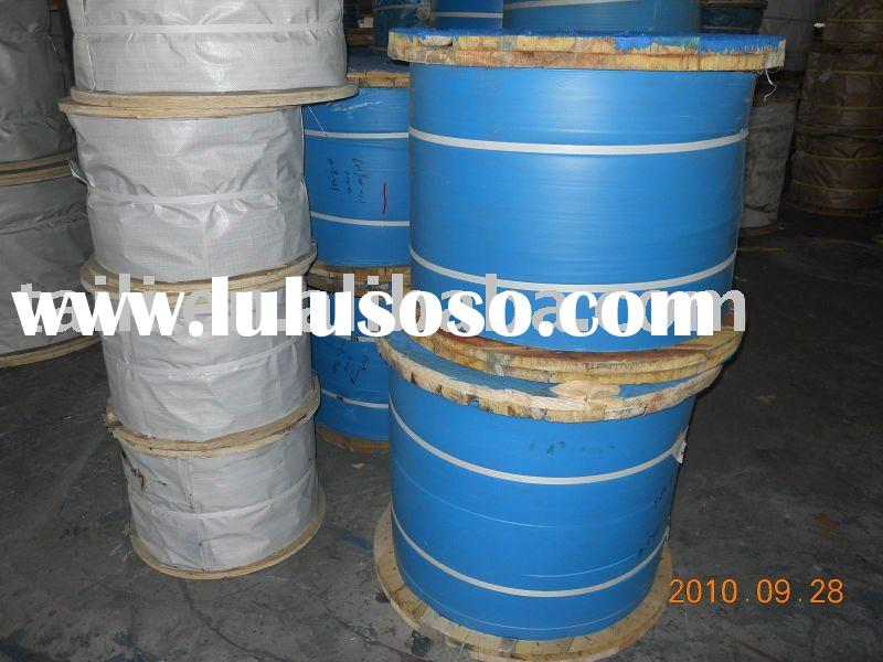 hot dipped/ electric galvanized steel cable