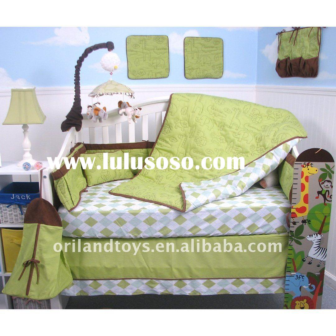 infant crib bedding set