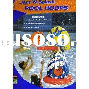 inflatable Pool Hoops,inflatable float basketball goal,inflatable pool basketball hoop,inflatable ba