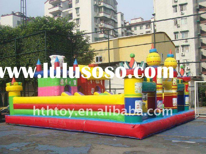 inflatable used playground equipment for sale