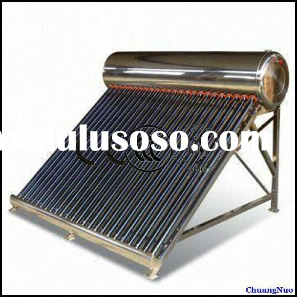 insulated water tank solar water heater for bath