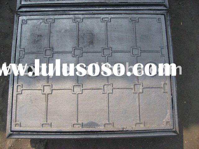 manhole cover ,grating,grids,ductile iron manhole cover ,SGS ,EN124 cover