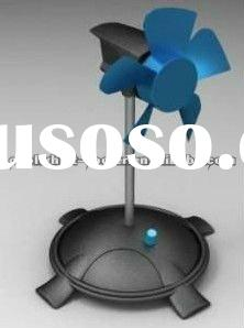 mini breeze electric fan for laptop