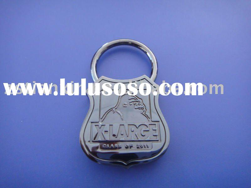 new design metal key chain /fashion alloy metal key holder